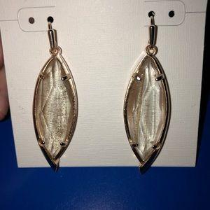 Kendra Scott Rose Gold Maxwell Earring. NWT